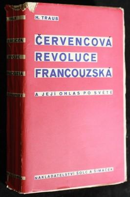 náhled knihy - Červencová revoluce francouzská a její ohlas po světě