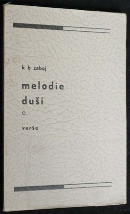 náhled knihy - Melodie duší