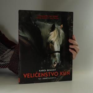 náhled knihy - Veličenstvo kůň