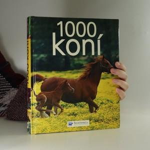 náhled knihy - 1000 koní