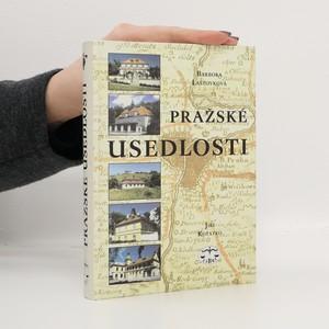 náhled knihy - Pražské usedlosti
