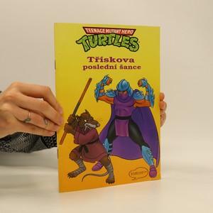 náhled knihy - Teenage Mutant Hero Turtles. Třískova poslední šance.