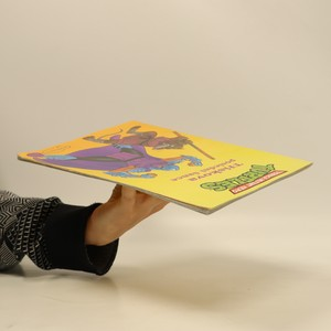 antikvární kniha Teenage Mutant Hero Turtles. Třískova poslední šance., neuveden