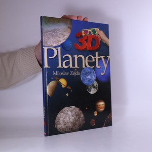 náhled knihy - 3D Planety
