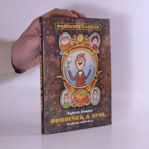 náhled knihy - Boříkovy lapálie, Bohoušek & spol.