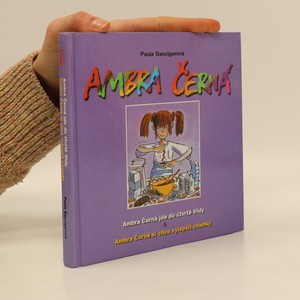 náhled knihy - Ambra Černá