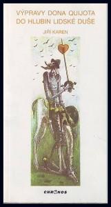 náhled knihy - Výpravy Dona Quijota do hlubin lidské duše