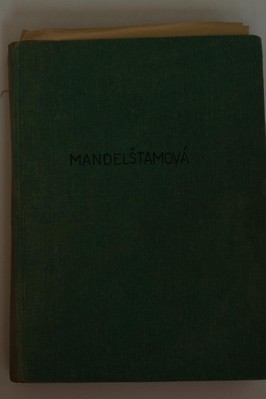 náhled knihy - Nadežda Mandelštamová: Kniha druhá