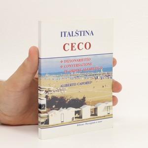 náhled knihy - Dizionario turistico ceco