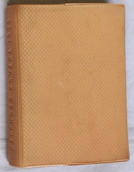náhled knihy - Kalendář Kováka 1960