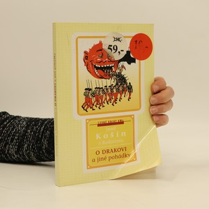 náhled knihy - O drakovi a jiné pohádky