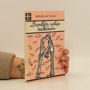 náhled knihy - Dospělým vstup zakázán