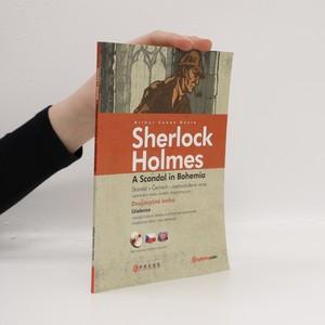 náhled knihy - Sherlock Holmes: A scandal in Bohemia = Skandál v Čechách (bez přílohy)
