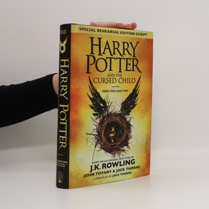 náhled knihy - Harry Potter and the cursed child. Parts one and two
