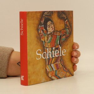 náhled knihy - Schiele (česky)