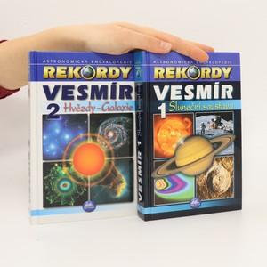náhled knihy - Vesmír 1, Sluneční soustava. Vesmír 2, Hvězdy - galaxie (2 svazky)