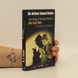 náhled knihy - His Last Bow / Poslední poklona