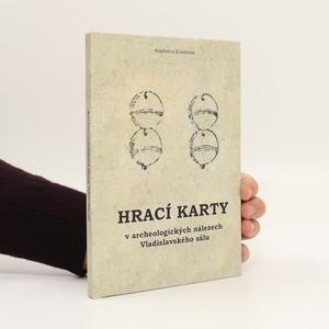 náhled knihy - Hrací karty v archeologických nálezech Vladislavského sálu