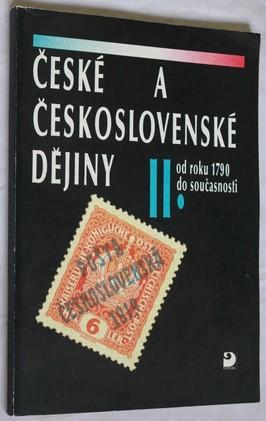 náhled knihy - České a československé dějiny. Díl 2, od roku 1790 do současnosti