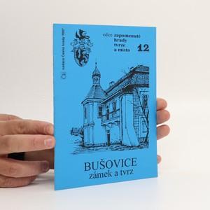 náhled knihy - Bušovice - zámek a tvrz