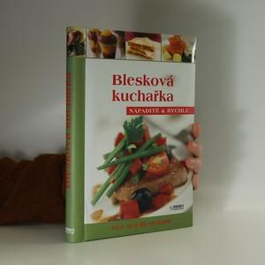 náhled knihy - Blesková kuchařka