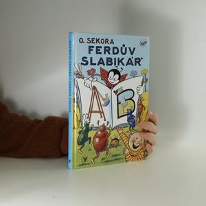 náhled knihy - Ferdův slabikář