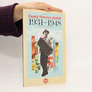 náhled knihy - Český filmový plakát 1931-1948 : výběr úzkých formátů = Czech film posters 1931-1948 : selection of narrow formats