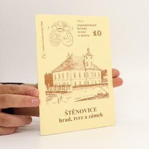 náhled knihy - Štěnovice - hrad, tvrz a zámek (příloha mapa)
