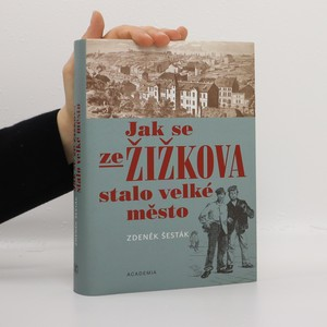 náhled knihy - Jak se ze Žižkova stalo velké město (1865-1914)