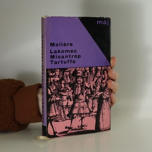 náhled knihy - Lakomec ; Misantrop ; Tartuffe