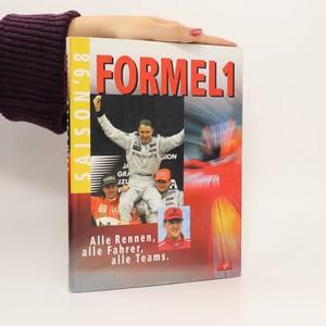 náhled knihy - Formel 1, Saison 98