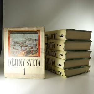 náhled knihy - Dějiny světa 1.-10. díl (10 svazků)