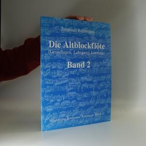 náhled knihy - Die Altblockflöte