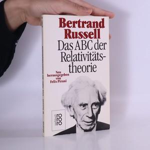 náhled knihy - Das ABC der Relativitätstheorie