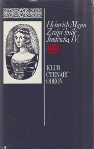 náhled knihy - Zrání krále Jindřicha IV.