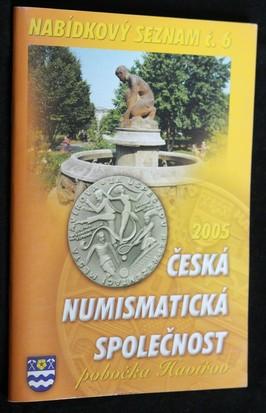 náhled knihy - Česká numismatická společnost : pobočka Havířov