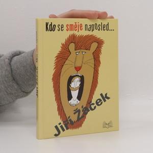 náhled knihy - Kdo se směje naposled...