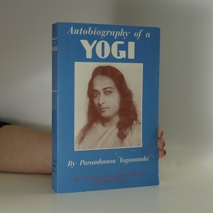 náhled knihy - Autobiography of a Yogi (podpis autora)