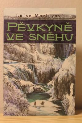 náhled knihy - Pěvkyně ve sněhu
