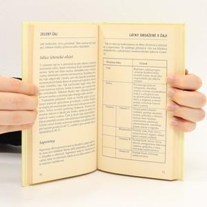 antikvární kniha Zelený čaj, 2003