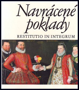 náhled knihy - Navrácené poklady - Restitutio in integrum