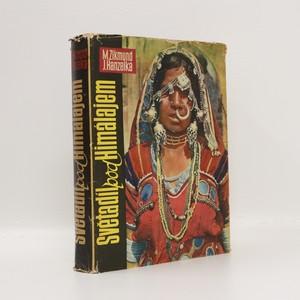 náhled knihy - Světadíl pod Himálajem (roztrhlá příloha)
