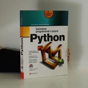 náhled knihy - Začínáme programovat v jazyce Python