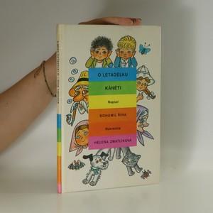náhled knihy - O letadélku Káněti : veselé příhody pekelských dětí a jejich psa s malým letadlem
