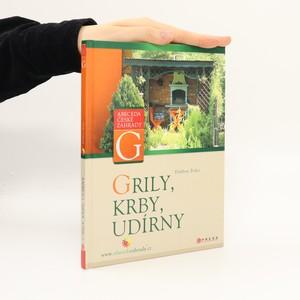 náhled knihy - Grily, krby, udírny
