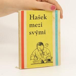 náhled knihy - Hašek mezi svými