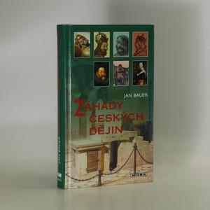 náhled knihy - Záhady českých dějin
