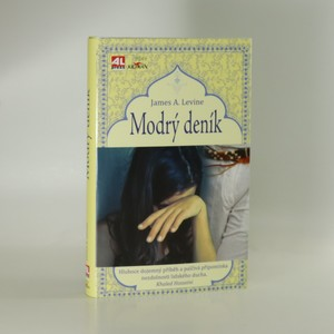 náhled knihy - Modrý deník