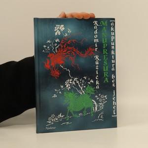 náhled knihy - Manupresura : akupunktura bez jehel