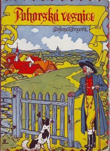 náhled knihy - Pohorská vesnice